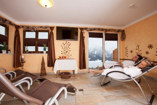 Wellness - Appartement Taxegger in Haus Ennstal nahe Schladming